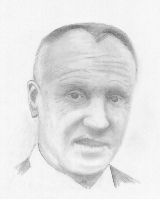 Bill Shankly by JimmyE